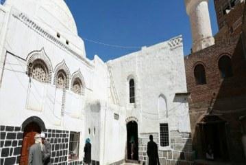 الفليحي جامع الاربعين حلقة في صنعاء