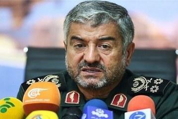 في اول تصريح له بعد رفع الحظر عن بلاده قائد الحرس الثوري الايراني يهاجم السعودية بشدة