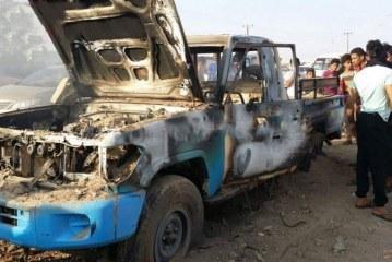 تصاعد الانفلات الامني في عدن وموجه الاغتيالات تنتقل لإفراد الشرطة