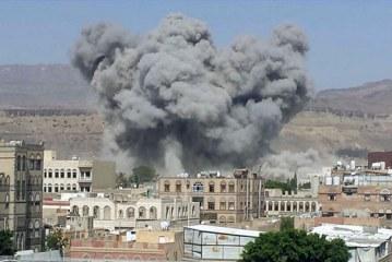 بعد قصف المستشفيات ومزارع الابقار والدواجن جاء دور قصف خزانات المياه في اليمن