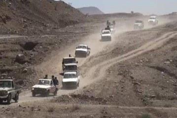 بالصور – كبرى القبائل اليمنية ترسل مقاتليها الاشداء في مهمة خاصة جدا !!