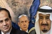صحيفة اسرائيلية تضع مصر والسعودية في موقف محرج بعد نشرها هذا السر !!