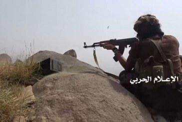 قنص 5 من مرتزقة السعودية في نهم وصرواح
