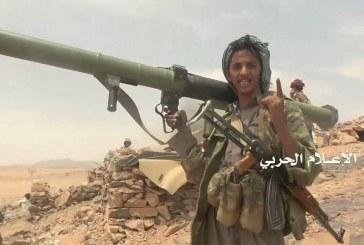 مدفعية الجيش واللجان تستهدف تجمعات للجنود السعوديين في رقابة الحمر #نجران