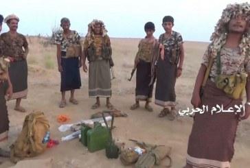 مصرع وجرح عدد كبير من مرتزقة الجيش السعوديخلال عملية هجومية على تبة الشبكة