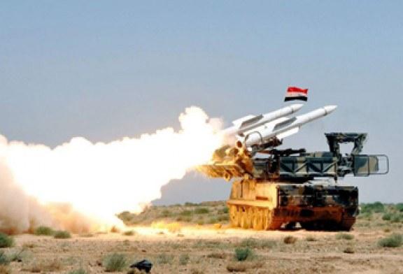 الاعلام الصهيوني..الصواريخ السوريه مرت فوق تل ابيب وحيفا
