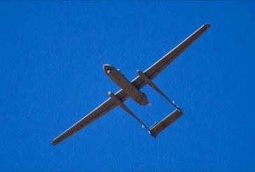 إسقاط طائره استطلاع اسرائيلية شمال غزه