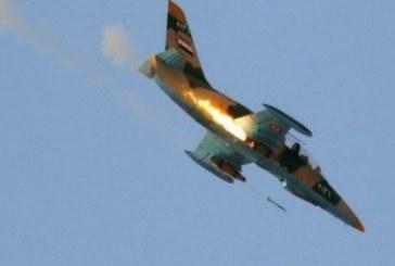 العدو الاسرائيلي يعترف بسقوط طائرته ونجاه طياريها