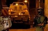 مهاجمه مركبه اسرائيليه واصابه من عليها من جنود في جنين