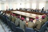 الرئيس صالح .. تحالف العدوان حشد لأكثر من تسعة أشهر لاقتحام صنعاء وصعدة والحديدة لكنه فشل