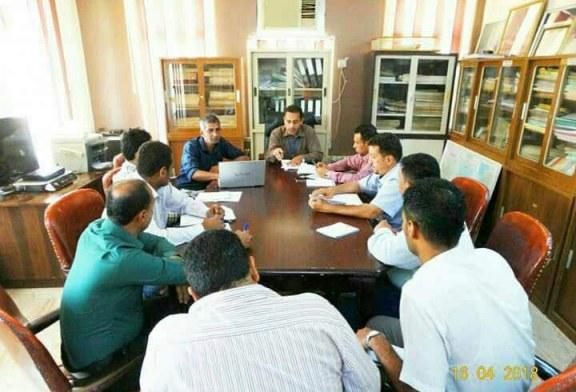 مؤتمر صحفي للجنه الإعلام بمؤسسة موانئ البحر الاحمر اليمنية
