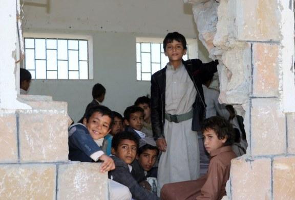 أطفال صعدة .. معاناة يفاقمها استمرار العدوان والحصار