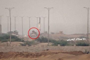 إفشال هجوم قوى العدوان جنوب مطار الحديده (صور)